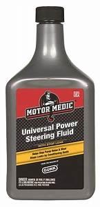 Stop Leak Power Steering Fluid Instructions