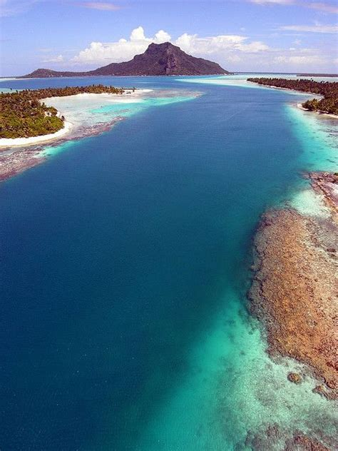 1000 Images About Maupiti Island French Polynesia On