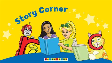 Story Corner | Letterland Phonics