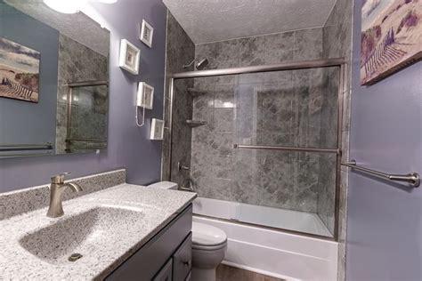 lavender grey design bathroom modern small bathrooms