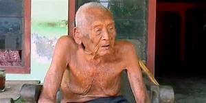 Oldest Man In Recorded History Is Ready To Die At 145