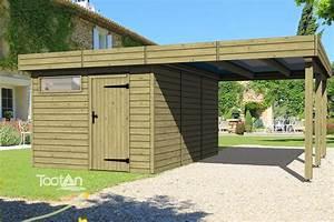 Garage Bois Pas Cher : garage en bois pas cher avec maison bois pas cher simple ~ Dailycaller-alerts.com Idées de Décoration