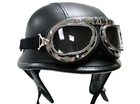 Custom German Style Motorcycle Helmets