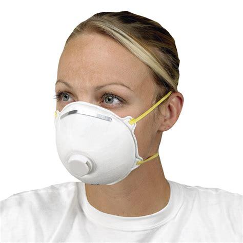 particulate filter mask  air valve wasip