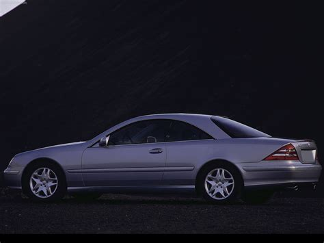 2000 Mercedes Cl 500 by Mercedes Cl500 2000 Picture 8 Of 11