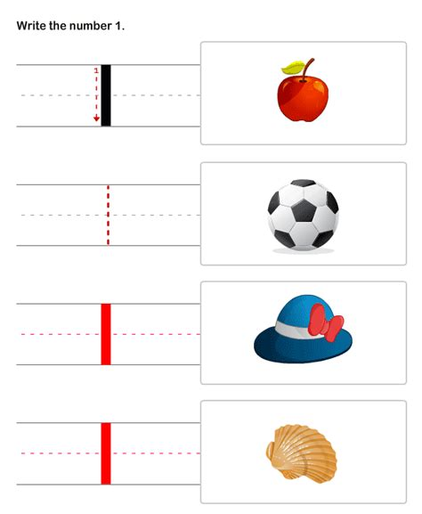 Pre K Writing Numbers  Tracing Worksheets Numbers And On Pinterest1000 Images About Free Number
