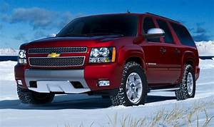 Chevrolet Suburban Technical Details  History  Photos On