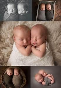 Twin Newborn Photo Shoot | Nashville Newborn Baby Photographer