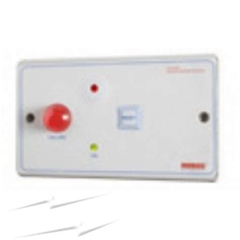 dis 1res spare reset panel for the dis 1 disabled persons toilet alarm system