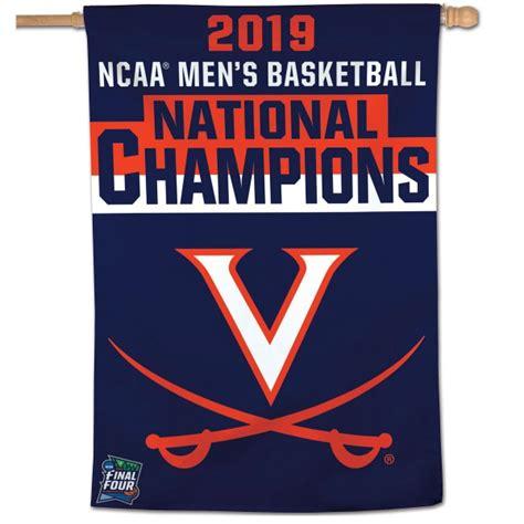 university  virginia basketball national championship