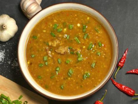 ile maurice recette halim la soupe mauricienne par