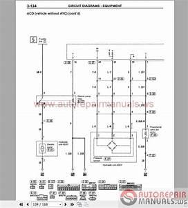 Wiring Diagram Mitsubishi Triton 2005