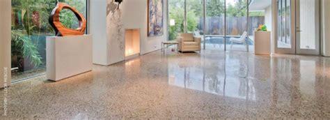 Super polished concrete