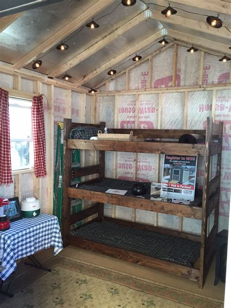 Tuff Shed Weekender Inside by 17 Best Images About Cabin On