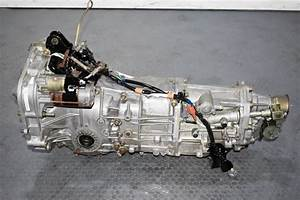 Used Low Mileage 2005 Subaru Impreza Wrx Ty754vb6aa Pull