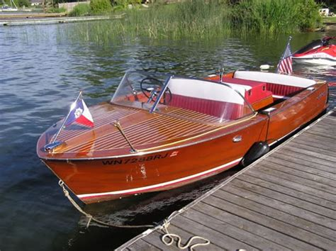 Vintage Ski Boats For Sale Australia by Chris Craft Ladyben Classic Wooden Boats For Sale