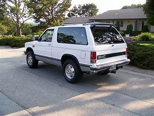 1986 Gmc Jimmy - Overview