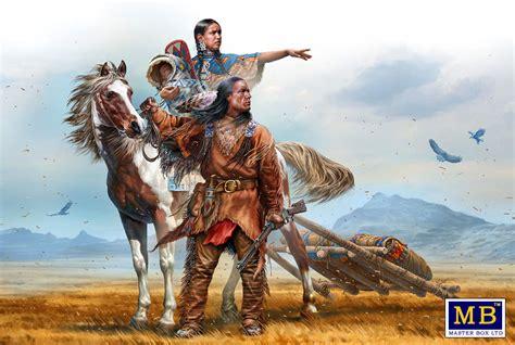 indian wars series   great plains master box
