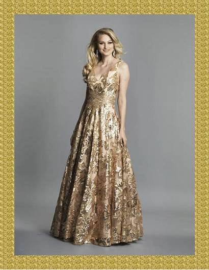 Sequin Dresses Prom Formal Line Gown Embellished