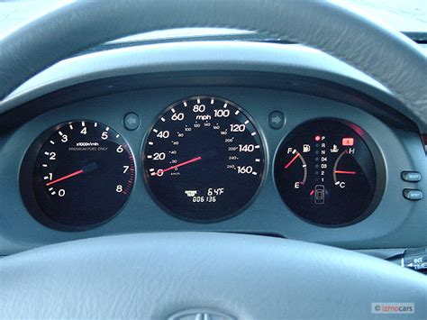 Acura Tsx 2004 Cluster by Image 2003 Acura Rl 4 Door Sedan Instrument Cluster Size