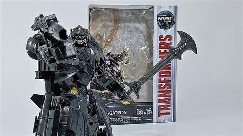 Transformers 5 Voyager Class Megatron Transform (tlk 보이저