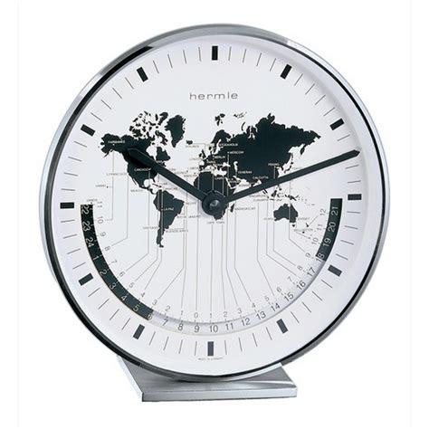 hermle buffalo ii world time clock