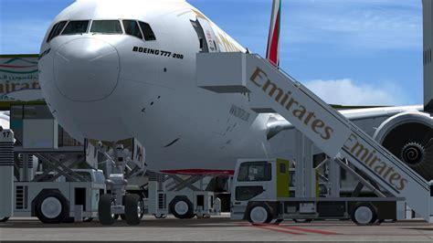 emirates fleet fsx pd rikoooo