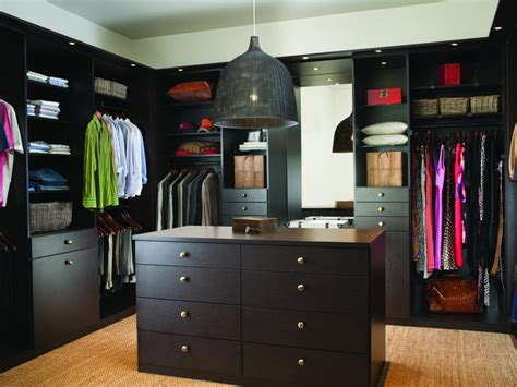 closet storage ideas hgtv