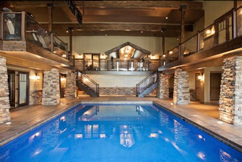 indoor swimming pool   prefer homes   rich