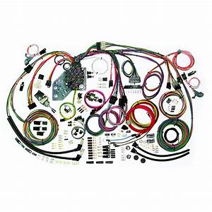 American Auto Wire - 1947-1955 Chevy Truck Complete Wiring Harness Kit