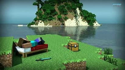 Minecraft Screensavers Wallpapersafari