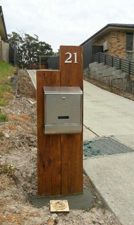 Briefkasten Modern Design by Letterbox Awesome Handiwork Mailbox Idea But Do It