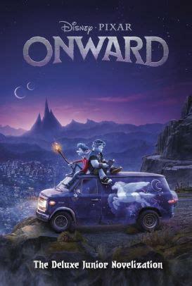 onward  deluxe junior novelization disneypixar