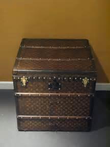 wonderful circa  louis vuitton trunk trunks leather