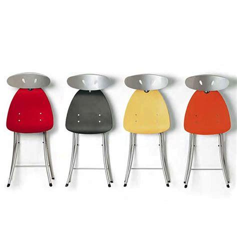 bonaldo piu modern folding chair  chiaramonte  marin