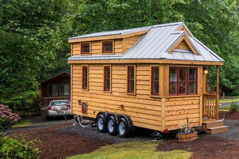 small cabin with loft floor plans lincoln tiny house at mt tiny house