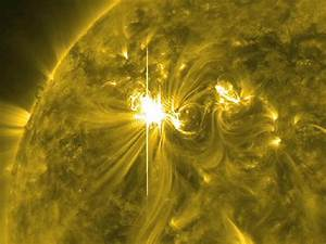 Largest solar storm in five years racing toward Earth | ZDNet