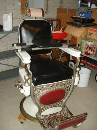 kochs barber chair uk 1920 s koch barber chair