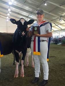 Local dairy farmer, Shayne Gee crowned Champion Parader at ...