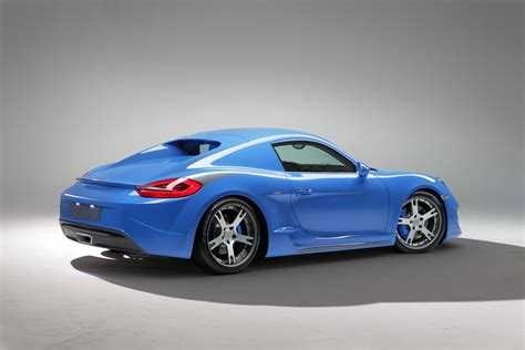 Studiotorino Introduces Moncenisio Porsche Cayman Video