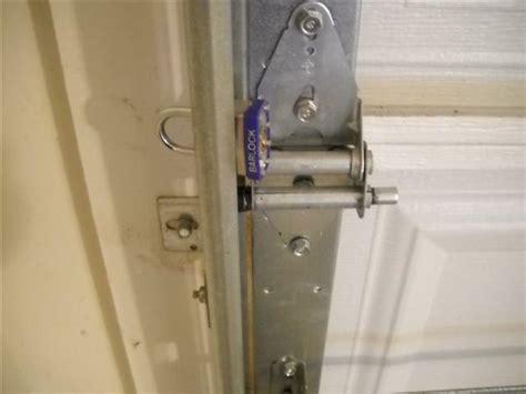 how to lock garage door door security garage door security locks