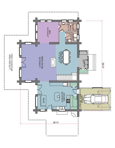 custom homes floor plans log home floor plans 2400 sq ft custom built by