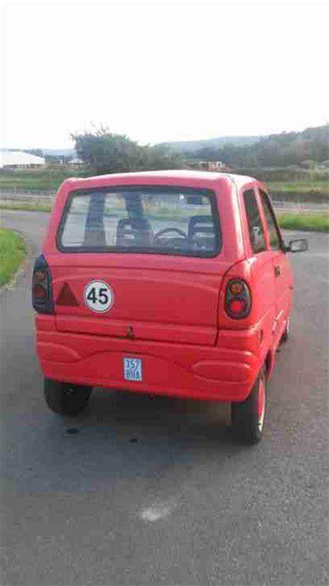 mopedauto 45 km h mopedauto microcar tasso 45 km h diesel angebote dem