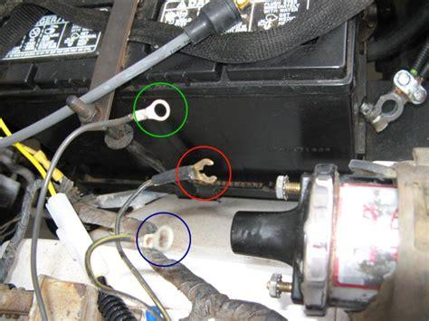 wiring coil  ballast resistor ihmud forum