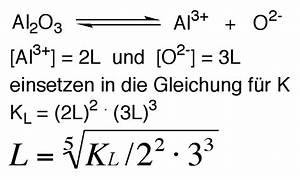 Mol Berechnen Formel : 4 l slichkeitsberechnungen in wasser ~ Themetempest.com Abrechnung