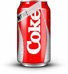 Coca Cola changes its flavour and introduces New Coke in 1985