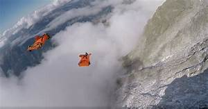 Clash Of Lights Watch A Dangerously Insane Wingsuit Flight Through The