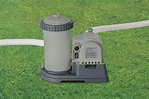 Intex 28633eg Krystal Clear Cartridge Filter Pump For