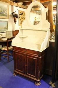meuble de toilette epoque 1900 puces d39oc With meuble 1900