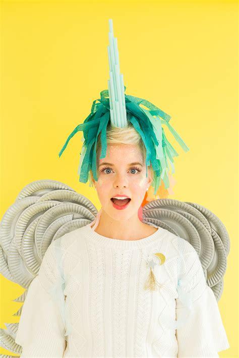 diy unicorn costume video  house  lars built